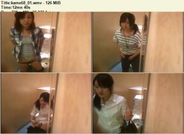 Kame Toilet 68