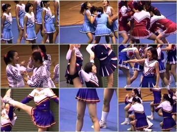 Cheerleaders Candid 67 – 68