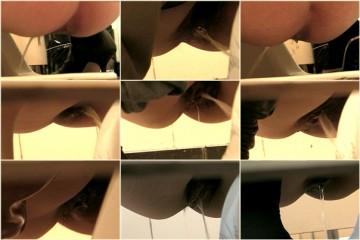 マ●コ丸見え女子洗面所 19 – 24