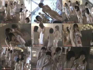 激撮!修学旅行!女子○学生!浴場盗撮Vol.4 – 6