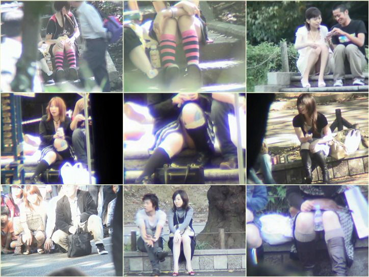 スカートの中へZOOOOOM_IN!!, Peeping-Eyes Upskirt Voyeur, japanese upskirts, asian teen girls under skirt