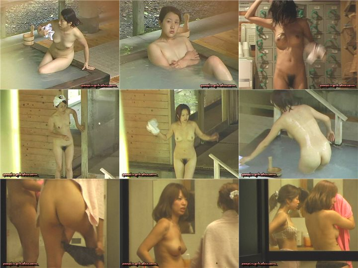 Hot spring of Pururun Vol.1 – 4