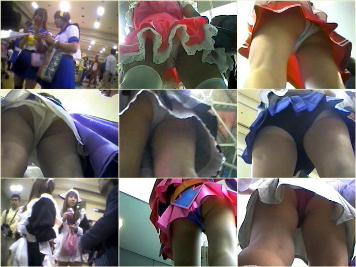 Tangoさんのコスプレ嬢、徘徊撮り!, Peeping-Eyes Upskirt Voyeur, japanese upskirts, asian teen girls under skirt
