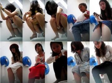 Thailand Toilet Voyeur 3