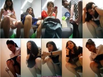 Thailand Toilet Voyeur 4