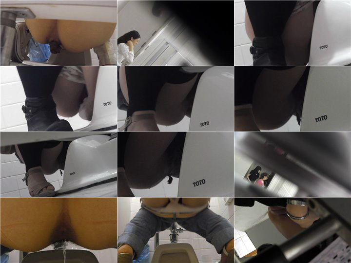 お銀さんの「洗面所突入レポート!!」, kt-joker toilet voyeur videos, japanese pissing kt-joker, chinese girls pee kt-joker