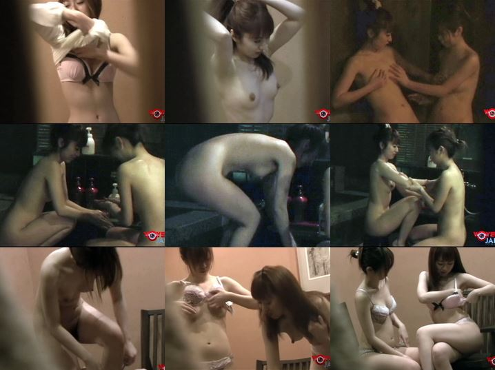 VoyeurJapanTV Bathhouse 4 - 6