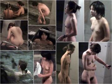 Aquaな露天風呂 413 – 445 Nozokinakamuraya bath