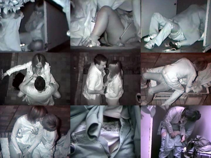 暗闇に潜む発情カップル達  1919gogo peeping