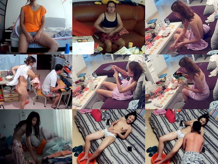 Hacked IP Camera China peepvoyeur_A522-A534, A guy has hacked some internet cameras to show you what has happened in people's private life