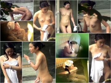 kt-joker srt06-10【咲乱美女温泉-覗かれた露天風呂の真向裸体-】No.6-10