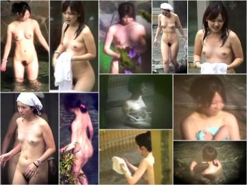 Aquaな露天風呂Vol.691-699