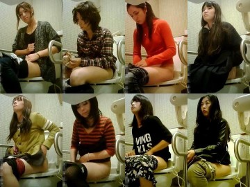 Shopping Mall Toilet Video 2