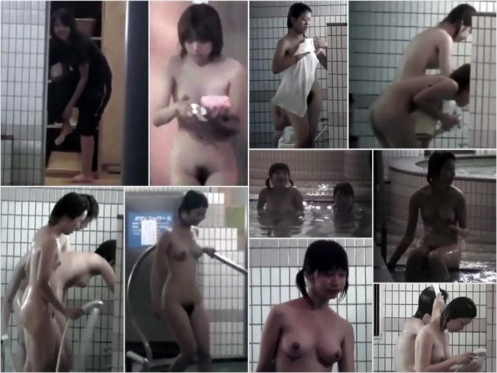 digi-tents jkxizaotoupai   合宿!激カワのお風呂盗撮