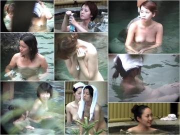 Aquaな露天風呂Vol.951-960