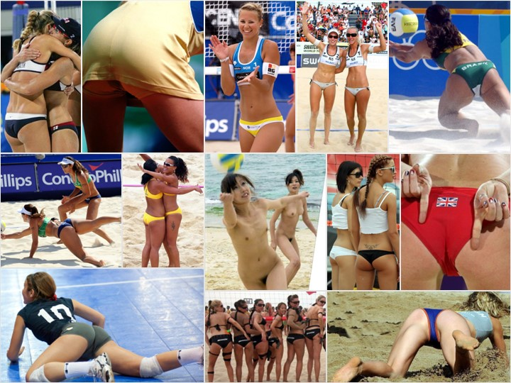 Sexy Athletes セクシーな運動選手