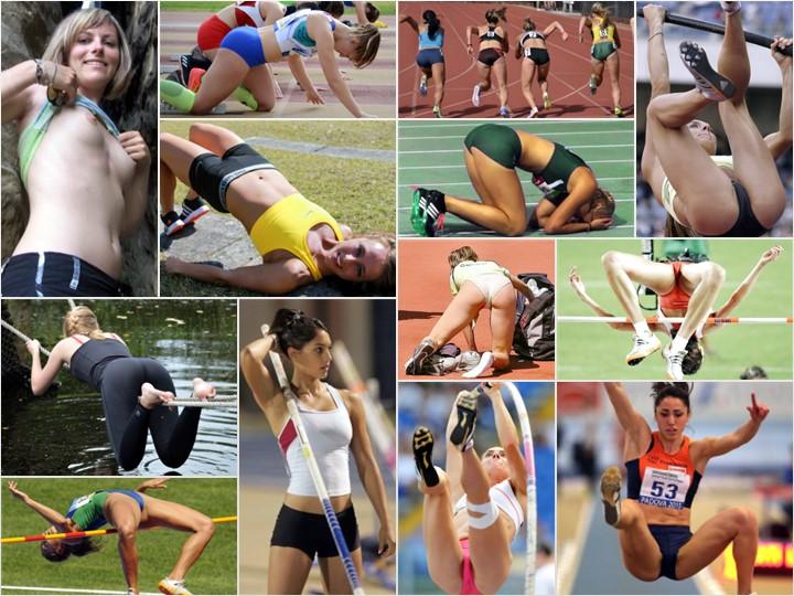Sexy Athletes セクシーな運動選手 49