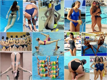 Sexy Athletes セクシーな運動選手 57-65