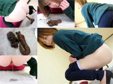 Self Filmed Pooping Girl アマチュア