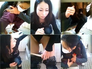 トイレの秘密 3
