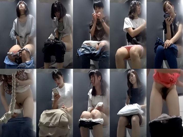15283807 無】新作洋式トイレ顔面偏差値かなり高めアイドル並 №3