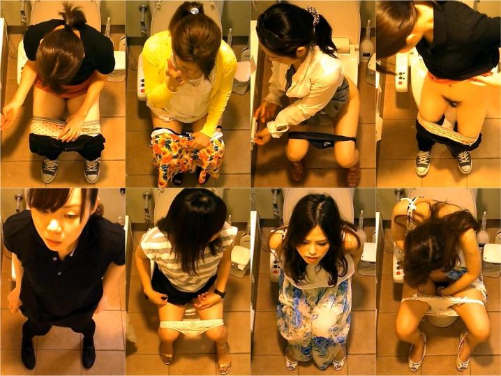 15269467 女性たちの洋式お手洗 18(デパート編)