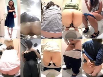特別価格セール 洋式トイレ (アイドル並、女子アナ並、の極太う〇こ)