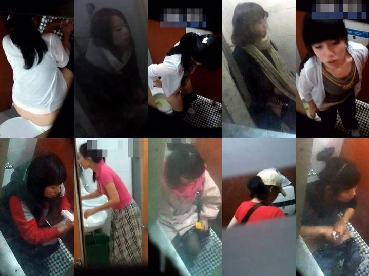 15271167 韓国警備員の勤務動画2