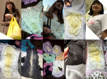 PantySpy 15 最高!!理想の娘の理想のパンツ動画