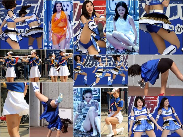 Performance_25 中国トップモデルに課される試練 中国の闇【閲覧注意】, 人気チアチーム写真集26, Naniwa Girls 295