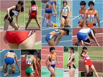 Gcolle Sport【オリジナル撮影160枚】JC風 走り幅跳び写真集 01 TAF46
