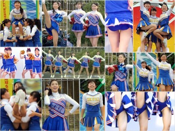 Gcolle Cheer 新規 有名 女子○チア5