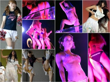 Performance S級美人アイドルミニスカローアングル撮り