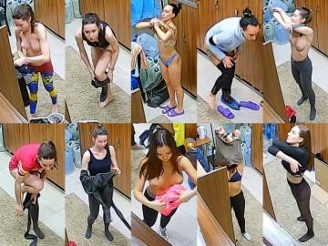 Employees fitness center