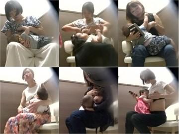 milk02 授乳する母乳ママ��