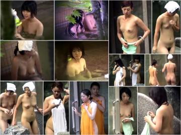 sbgs04-05 【露天風呂最高峰】若い子がたくさん来る露天風呂 盛合せ