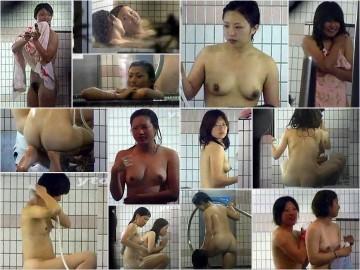 yto0003_00 【合宿少女たちの入浴に密着 Vol.3】ムチムチな若い裸体