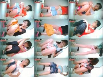 Chinese Toilet Voyeur 3
