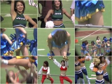 Cheerleaders Candid 61 – 64