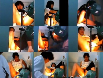 China Gynecologist Voyeur A434-A437