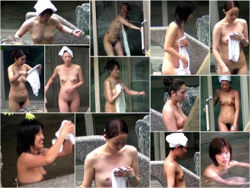 kt-joker onsen nhs11_00 【咲乱美女温泉-覗かれた露天風呂の真向裸体-ハイビジョン】ハイビジョンVol.7