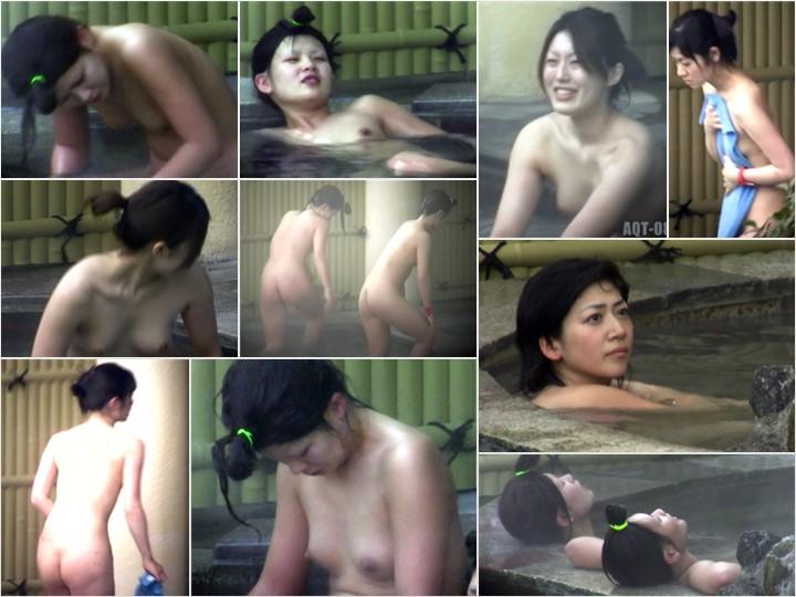 Nozokinakamuraya bath aqgtr773_00, aqgtr774_00, aqgtr775_00, aqgtr776_00, aqgtr777_00   Aquaな露天風呂Vol.773-777