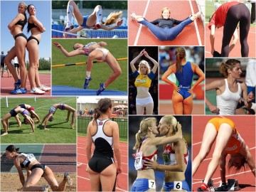 Sexy Athletes セクシーな運動選手 21-24