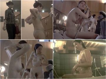 ~新機材HD作品~激撮!魅惑の美○女 SPA Vol.25-30 peeping-holes
