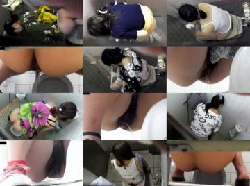Young Girl Toilet ヤングガールトイレ digi-tents