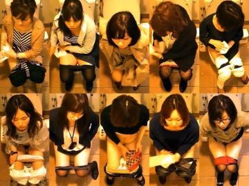女性たちの洋式お手洗い 8(デパート編)б 女性たちの洋式お手洗い 10(デパート編)