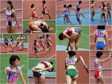 Gcolle Sport 陸上女子コレクションV
