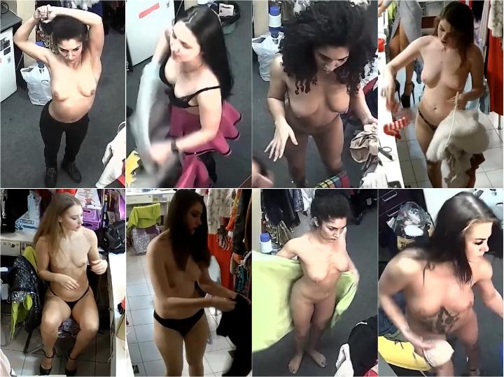 Locker Room Strippers 2