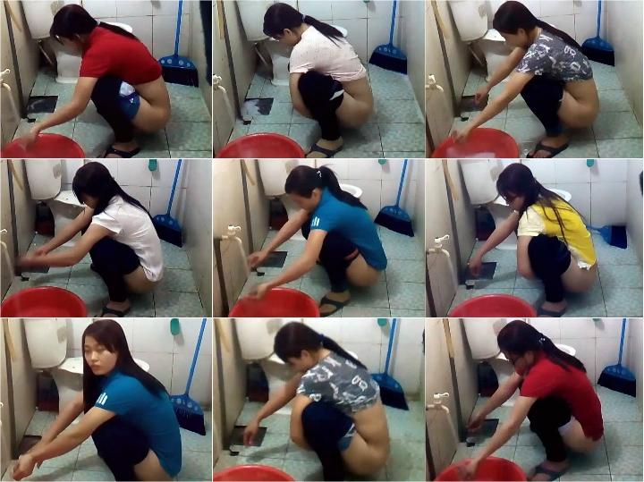 Vietnamese Toilet