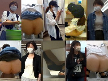 HD Japanese Toilet Style.251